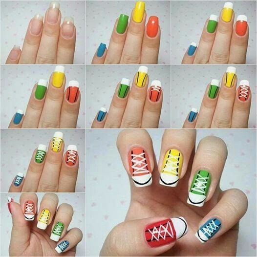Cool idea for nails