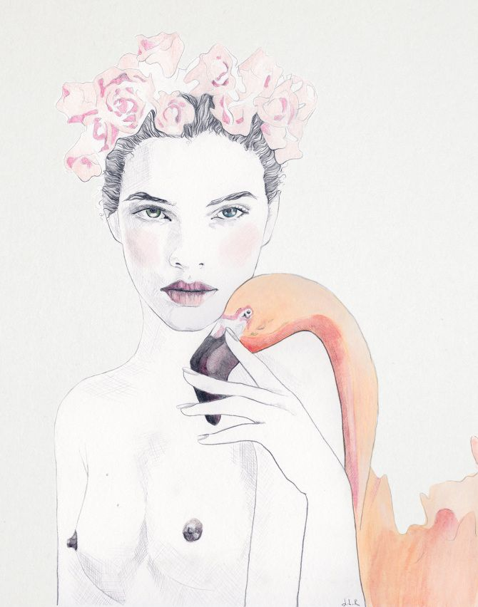 Fashion Illustration 2015 - Jenny Liz Rome Illustration