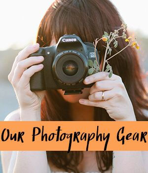 Our Photography Gear