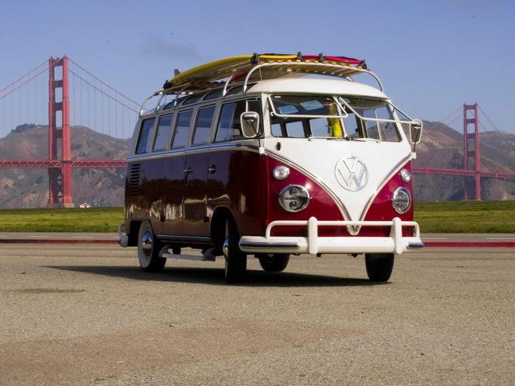 1964 Volkswagen Deluxe Microbus Chameleon
