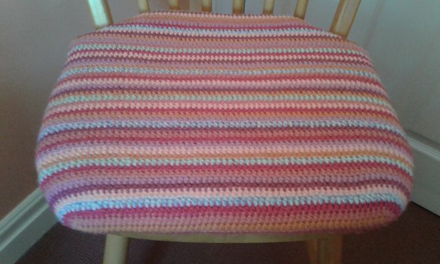 Ravelry: spinningdebs' Dining chair seat cushion