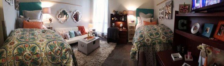 Mississippi State University Dorm Room Oak Hall College
