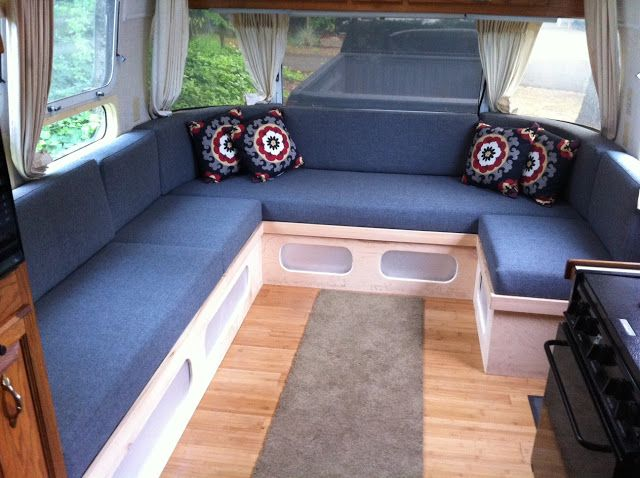 J-Lounge remodel almost complete - Airstream Forums