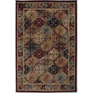 Shaw Rugs Accents Mayfield Multi Rug