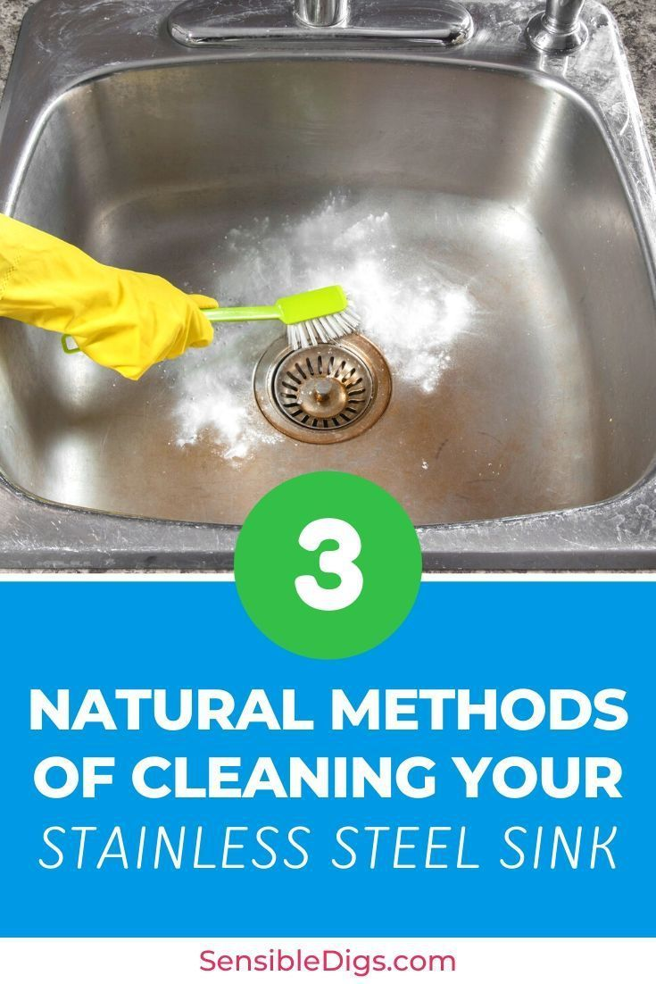 How To Get Paint Off A Stainless Steel Sink