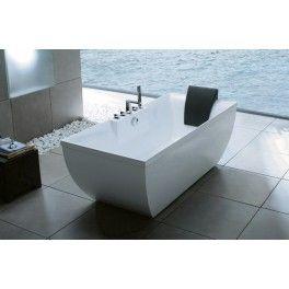 Merida Freestanding Bath. This freestanding bath with a contemporary minimalistic design is ideal for a medium sized bathroom.   Description:  Dimension (MM): Bathtub1700 x 800 x 620