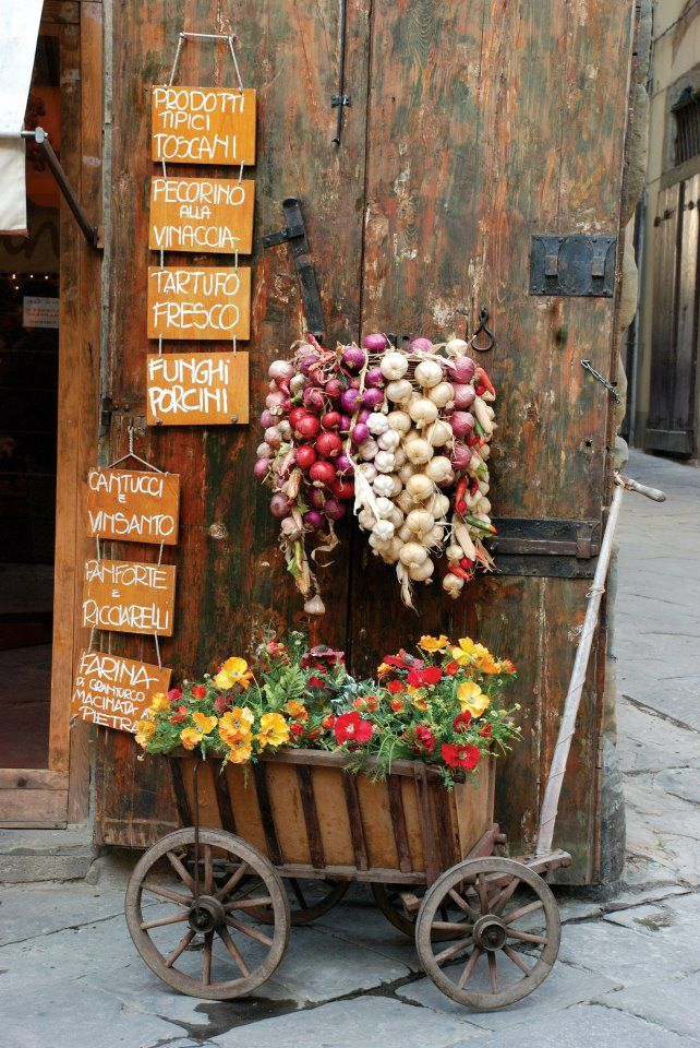 Coisas da Itália <3