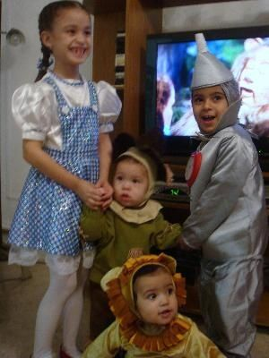 brother sister halloween costumes   Pinned by Shunice Kutch
