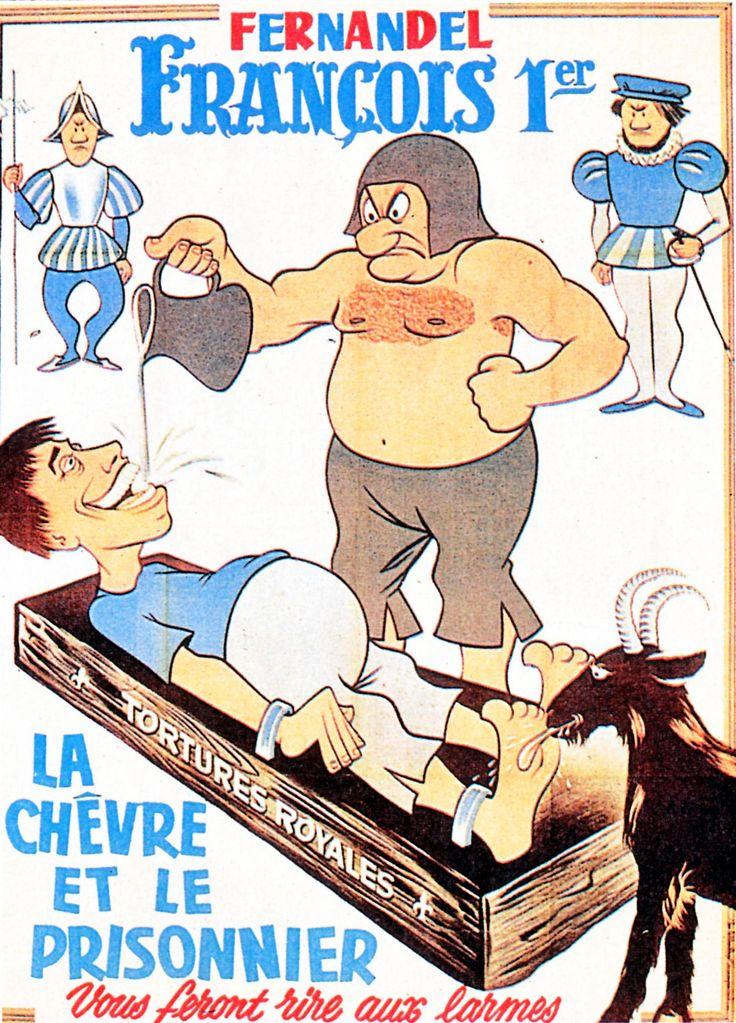 François Ier est un film français réalisé par Christian-Jaque, sorti en 1937. Honorin est régisseur du théâtre Cascaroni qui affiche le spectacle François Ier à son programme. Chargé de remplacer un comédien défaillant, mais mort de trac, il s'endort chez son ami Cagliostro (qui l'a hypnotisé pour lui enlever son trac), mage des foires, et se réveille quelques siècles en arrière, à la cour du roi de France François Ier, son Petit Larousse à la main.