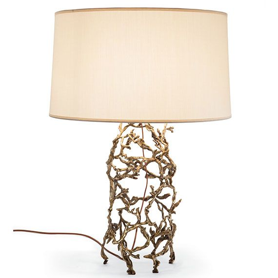 Buy gualala table lamp from tuell reynolds on dering hall