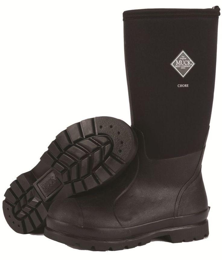 Women S Muck Boots Original High Cut Rubber C Waterproof Rain Garden