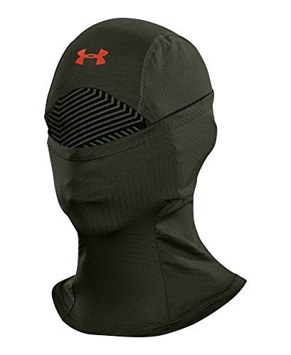 Under Armour Men's ColdGear® Infrared Tactical Hood One Size Fits All Rifle Green