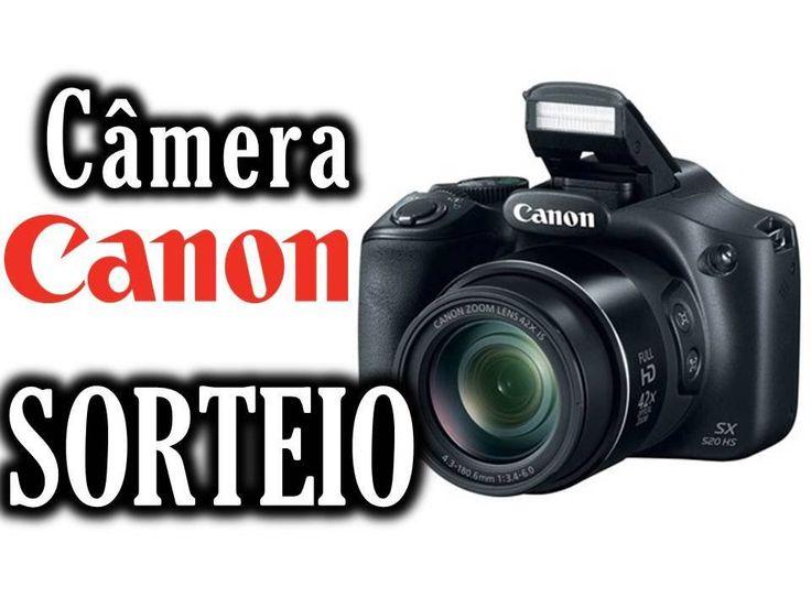 Quer ganhar uma Câmera Semiprofissional Canon??? Keity Godoy