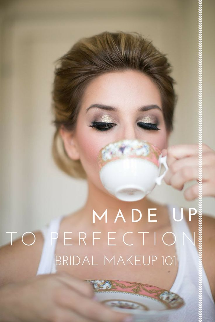 Wedding Day Drugstore Makeup : 25+ best ideas about Dramatic Bridal Makeup on Pinterest ...