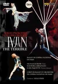 Ivan the terrible (Prokofjev) - choreografie Yuri Grigorovich