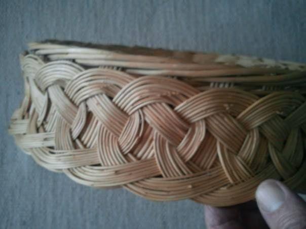 (detail) Cane basket a. 1960 | Flickr - Photo Sharing!