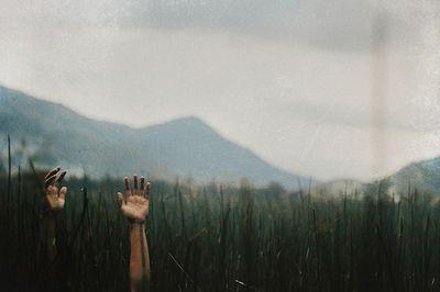 je veux toucher le ciel