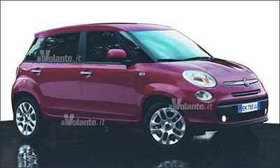 New Fiat 500 L (5-seater) & 500 XL (7-seater) dear paul...this is my dream car...but I'm actually serious.