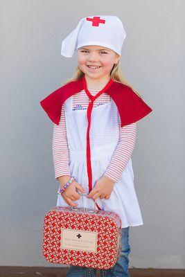 Nurse Costume - Dress Ups Kids