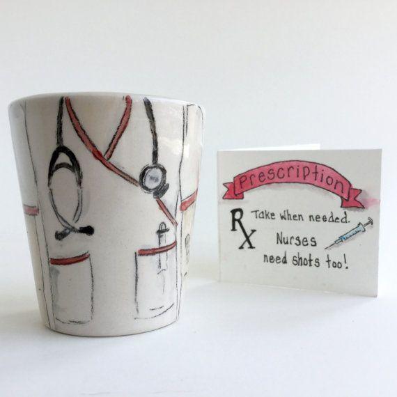Personalizado de enfermería escuela graduación por MagicMarkingsArt