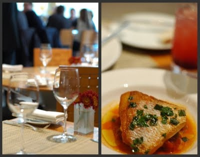 Jean Georges Fixed Price lunch