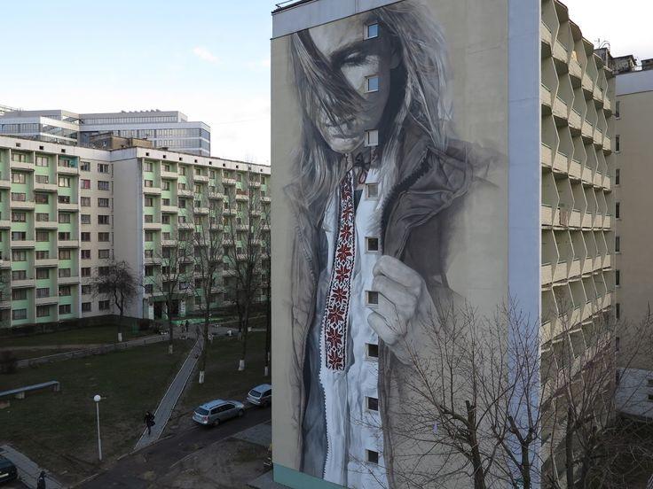street murals ukraine - Google Search