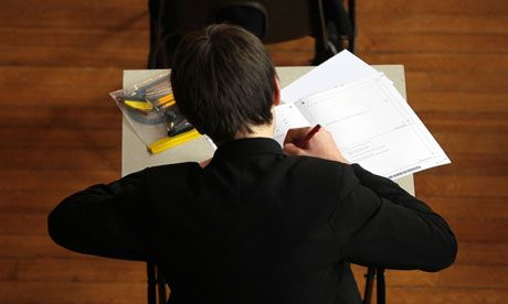 Exam board 'pressed by Ofqual to alter GCSE grades'