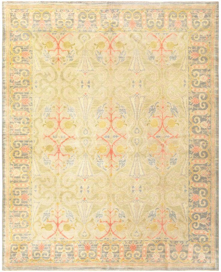 Modern Persian Tabriz Design Rug 44687 Nazmiyal Antique Rugs: 17 Best Images About Western European Antique & Vintage
