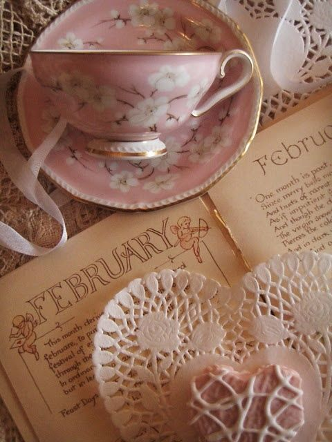Ana Rosa ~ Teacup