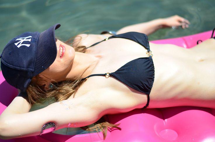 #bikini #calvinklein #calvinkleinbikini #dünn #modeblog #holiday #kreta