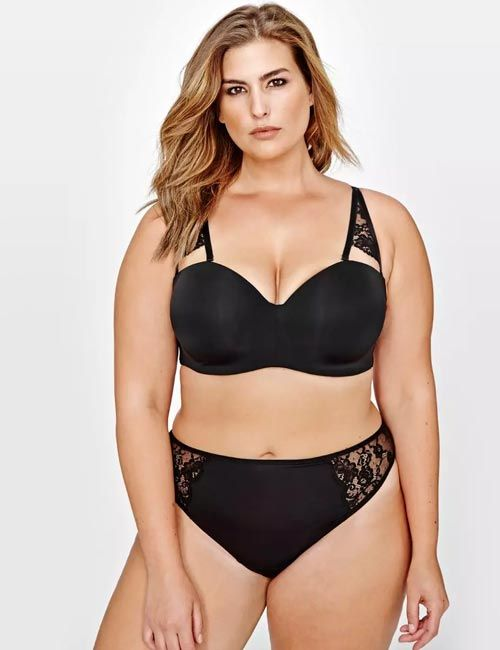 bf124393a1b 13 Best Bras For Large Breasts   body   Ashley graham, Plus size ...