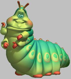 cartoon charactors bugs life | Bug's Life Characters