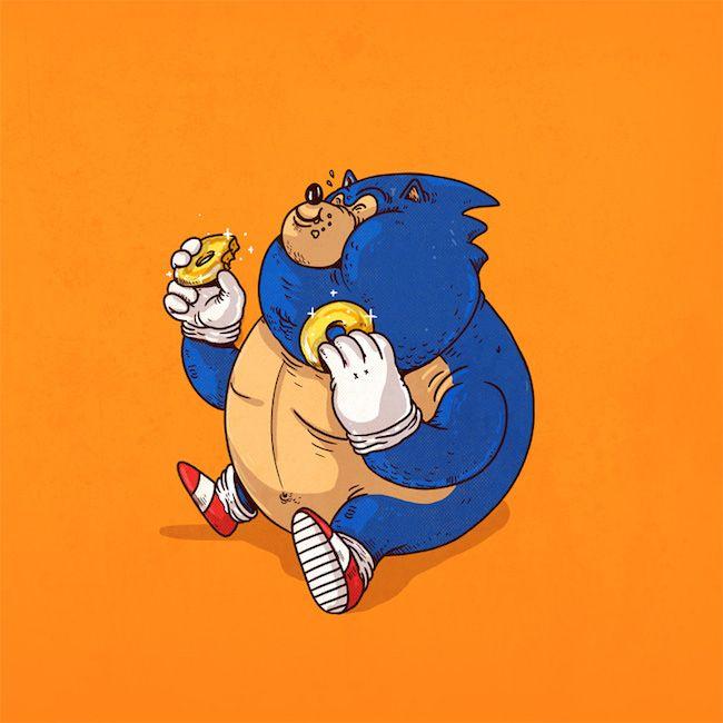 Chunky Sonic