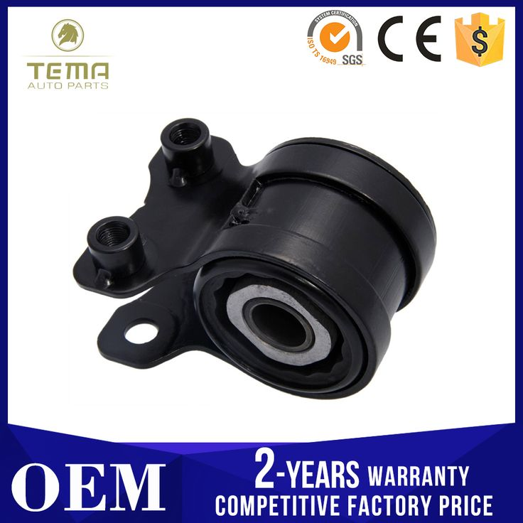 #1234371 REAR ARM BUSHING FRONT ARM WITH SHAFT Compatible with: FORD C-MAX CAP 2003-2007; FORD C-MAX CB3 2007-2010; FORD FOCUS II 2004-2008; FORD FOCUS II CB4 2008-2011; MAZDA 3 BK 2003-2008; MAZDA 5 CR 2005-2010; MAZDA AXELA 2003-2009; MAZDA BIANTE CCEFW 2008-; MAZDA PREMACY CREW/CR3W 2005-2010; VOLVO S40; V50// Get the latest quotation by the following ways:                         Skype: robert.temaautoparts  Whatsapp/Mobile: +86 15018466977 Email: robert@temaautoparts.com