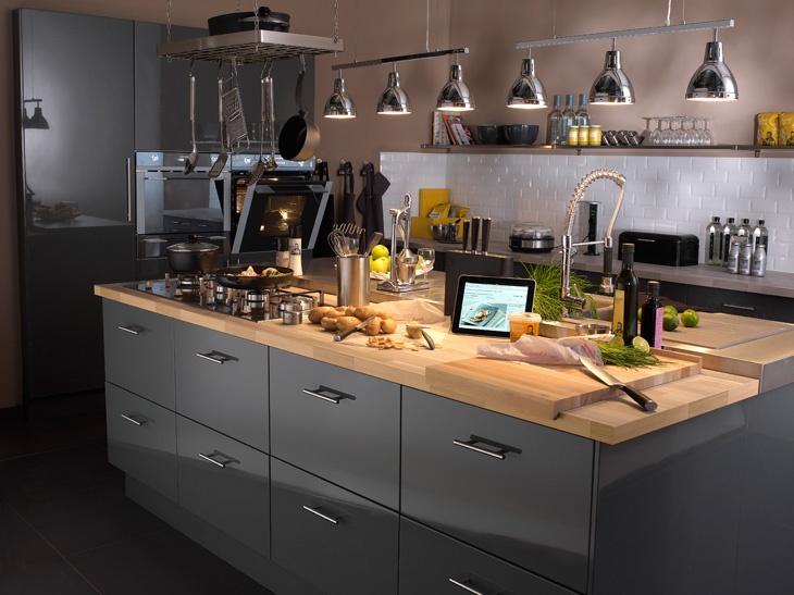 24 best Crédence cuisine images on Pinterest   Kitchen ideas ...