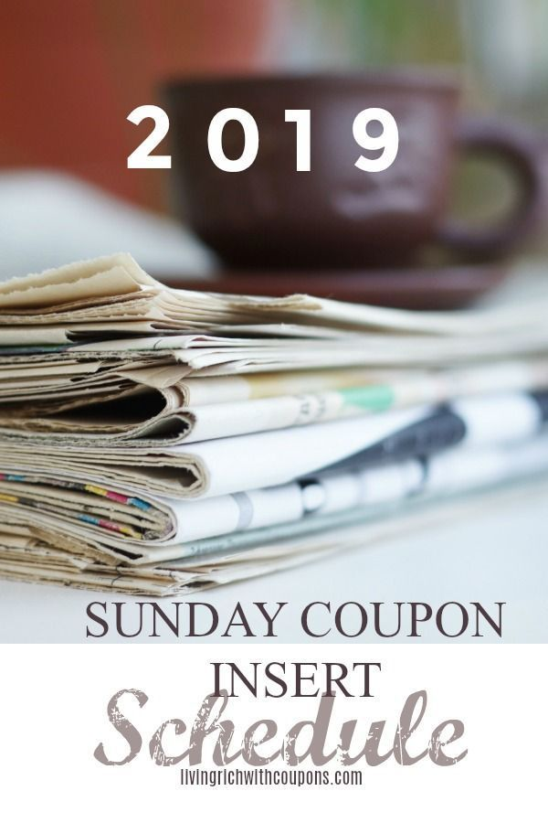 Coupon Inserts Sunday Coupons Where To Get Coupons Extreme Couponing Tips Couponing For In 2020 Sunday Coupons Where To Get Coupons Coupon Inserts