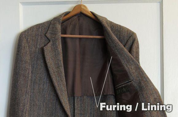 Manfaat Kain Furing-Furing atau Lining adalahlapisan kain tambahan, yang dipasangpadabagian dalam pakaian, tas, jacket, topi, atau ... READ MORE