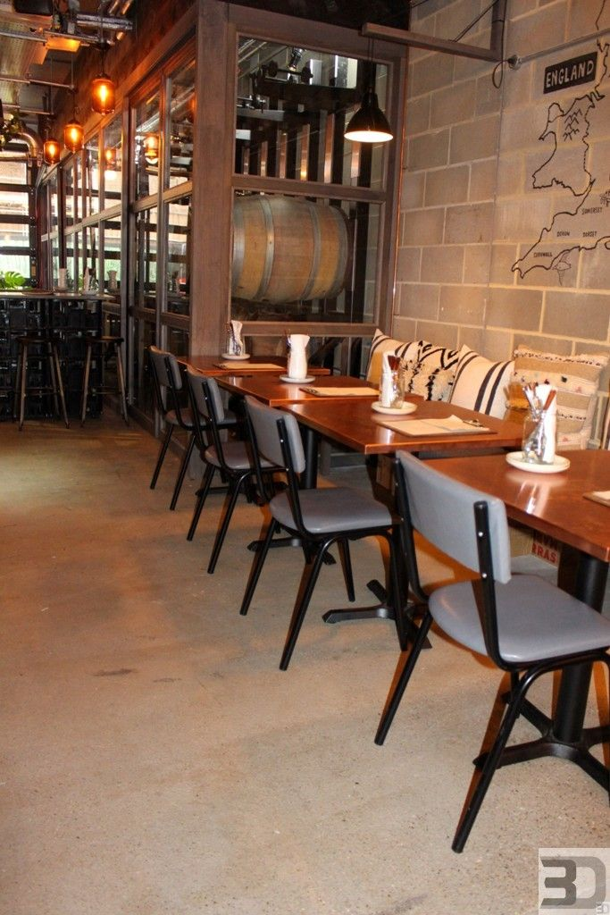 Get Your Concrete Floor Sealed In The Restaurant Club Bar With Prices