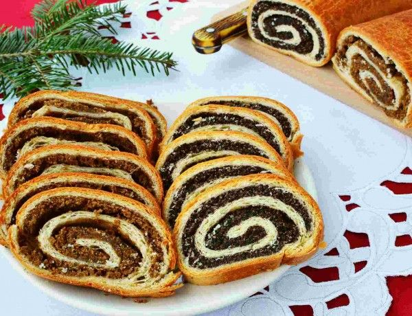 35 best food czech foods recipes images on pinterest czech this rolled up delight is popular in parts of central and eastern europe a walnut roll or poppy seed roll is easy to make and will impress your guests with forumfinder Gallery