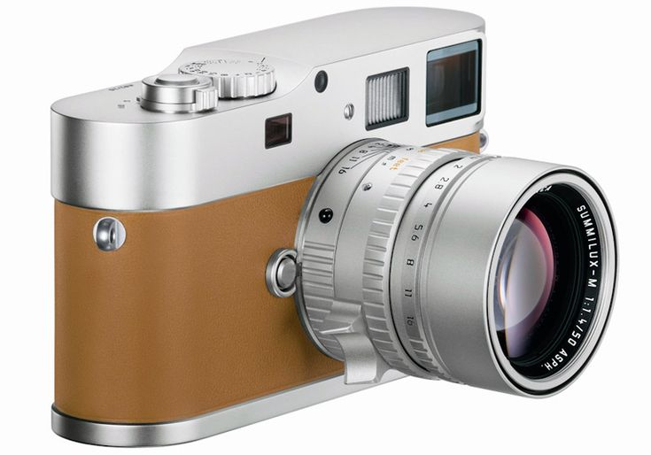 "Leica Camera Introduces the M9-P ""Edition Hermès"": Leica M9 P, Limited Edition, Products, Cameras"