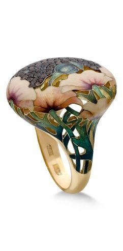 Feeling really bold? How about this statement ring!