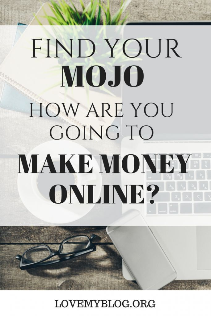 Finding your online Mojo, just how are you going to generate an income?  I know I bang on a bit about finding your own online path, and I do this for a reason. I personally don't believe anyone should fail at making money online. I say this because I know it to be true.   The trick is finding what floats your personal boat.