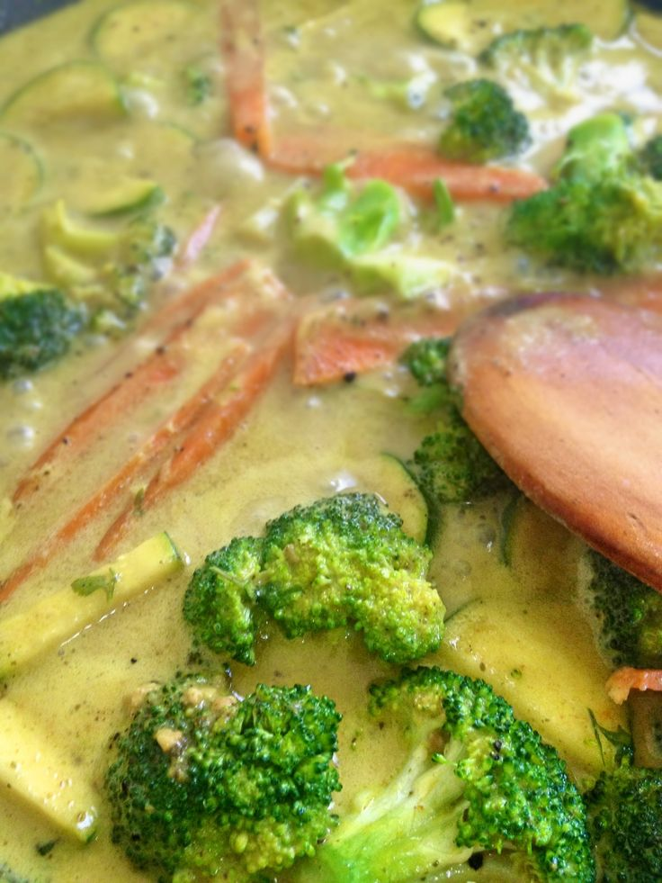 Green curry- Michelle Bridges 12wbt