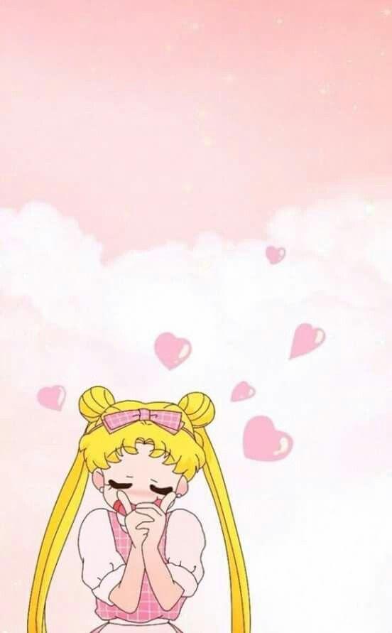 Sailor moonReally cute art.