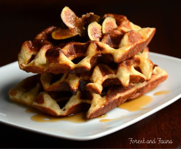 Baking with Watermelon Seed Flour - Paleo - Low Carb - Pancakes - Waffles