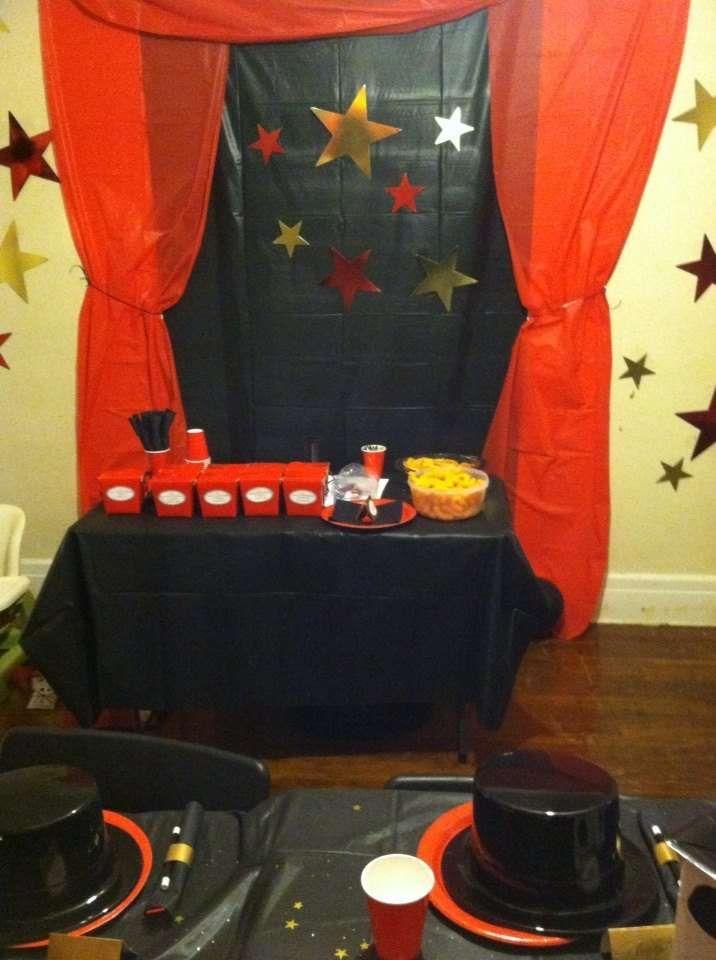 Magic Show Birthday Party Ideas | Photo 2 of 17