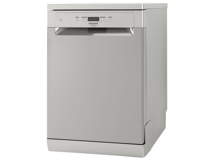 Compre a Máquina de Lavar Loiça HOTPOINT-ARISTON HFC 3C26X em INOX, classe energética A++ e com capacidade para 14 Conjuntos e 2 cestos em Worten.pt