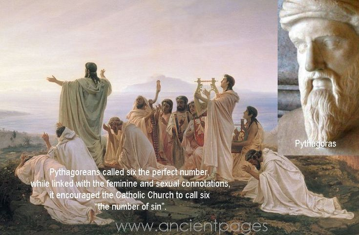 Sacred Number Six And Its Symbolic Significance In Ancient Cultures