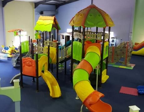 CAPE TOWN: Playzone Durbanville offers fun indoor entertainment for the kids.