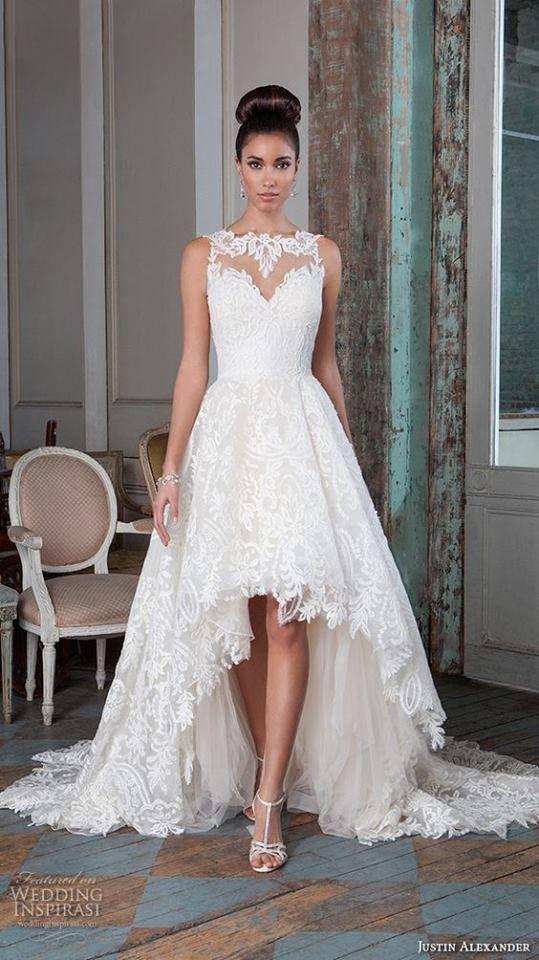 La precios vestidos de novia